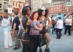 Recap: Donna Summer Memorial Roller Disco Tribute Party