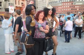 Recap: Donna Summer Memorial Roller Disco Tribute Party