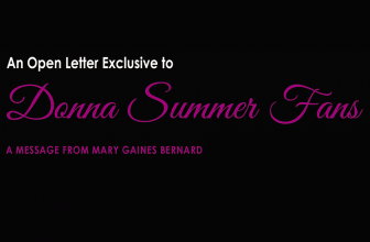 A Message From Mary Gaines Bernard