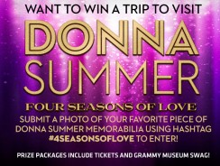Donna Summer Photo Contest