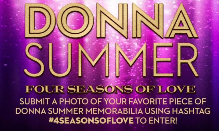 Donna Summer Photo Contest