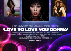 "Reminder: ""Love To Love You Donna"" US Premier Pre-Release Party October 12, 2013"