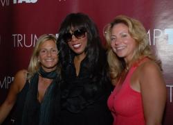 """Donna Summer """"Meet and Greet"""" Photos   Crayons Tour 2008, 2009 & 2010"""