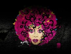 Donna Summer Gets Street Art-Inspired Tribute