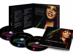 Exciting News! Donna's final studio album, 'CRAYONS', is to be reissued by Driven By The Music/Crimson