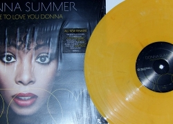 "Win a ""Yellow Wax"" Limited Edition of ""Love to Love You Donna"" Double LP"